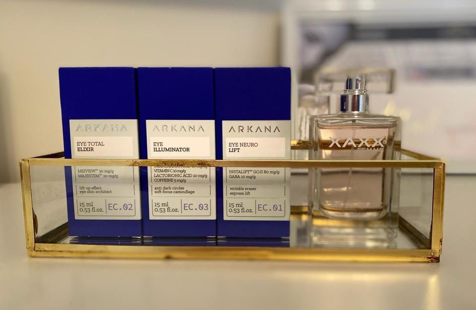 Arkana Produkte